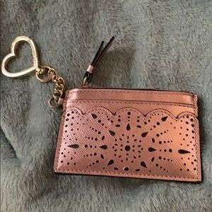 Victoria's Secret id wallet and change purse